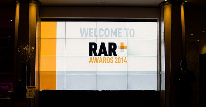 Further finalists for six RAR Digital awards – thanks to clients!