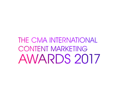 CMA International Content Marketing Awards