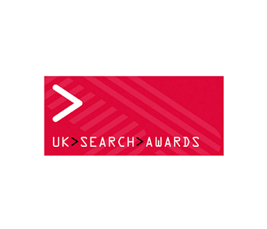 UK Search Awards logo