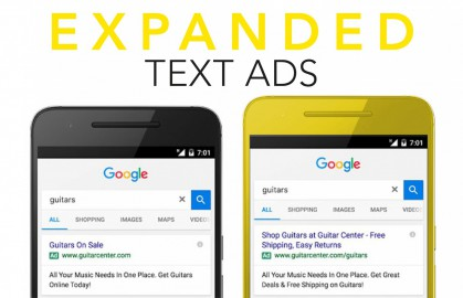 Expanded Text Ads – do they live up to the hype?