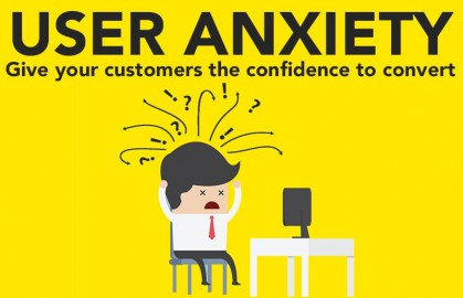 User anxiety: what AREN'T you telling your visitors?