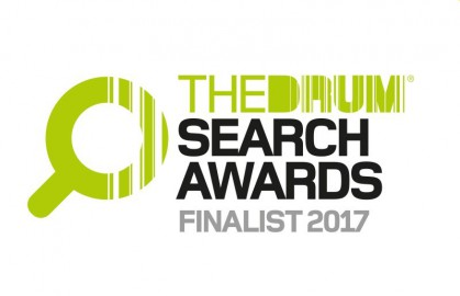 Further line up against world's best at The Drum Search Awards 2017