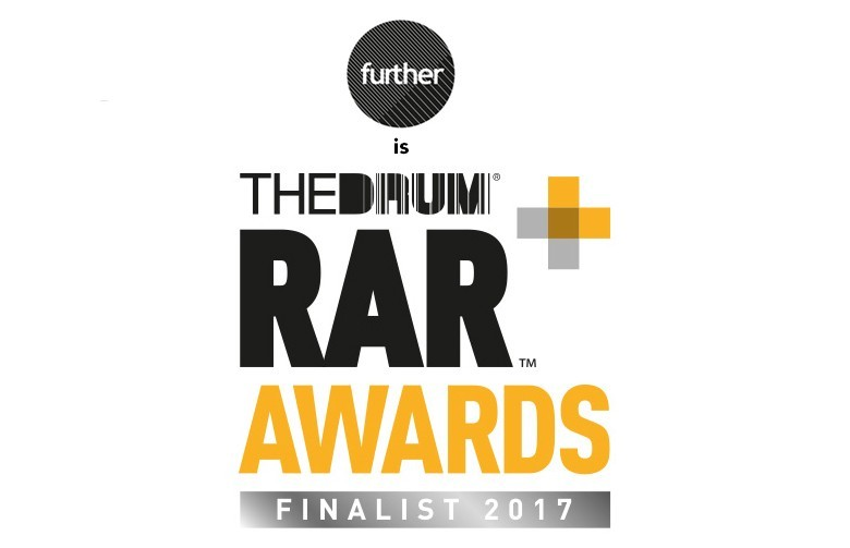 Further nominated for three RAR Digital Awards 2017