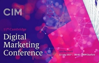 Building a content strategy (Cambridge CIM Digital Marketing Conference 2017 presentation)