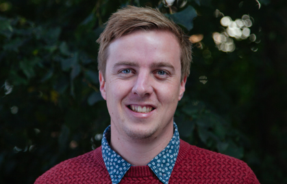 Further's growing content team welcomes designer Alex Cole