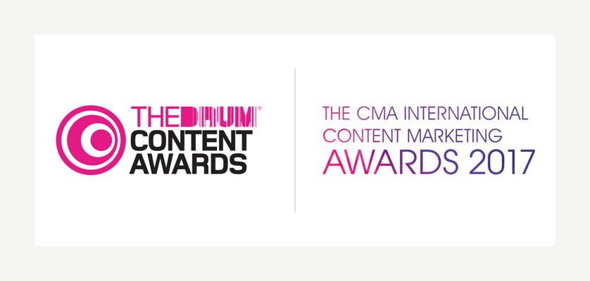Further named as finalist for two content marketing awards