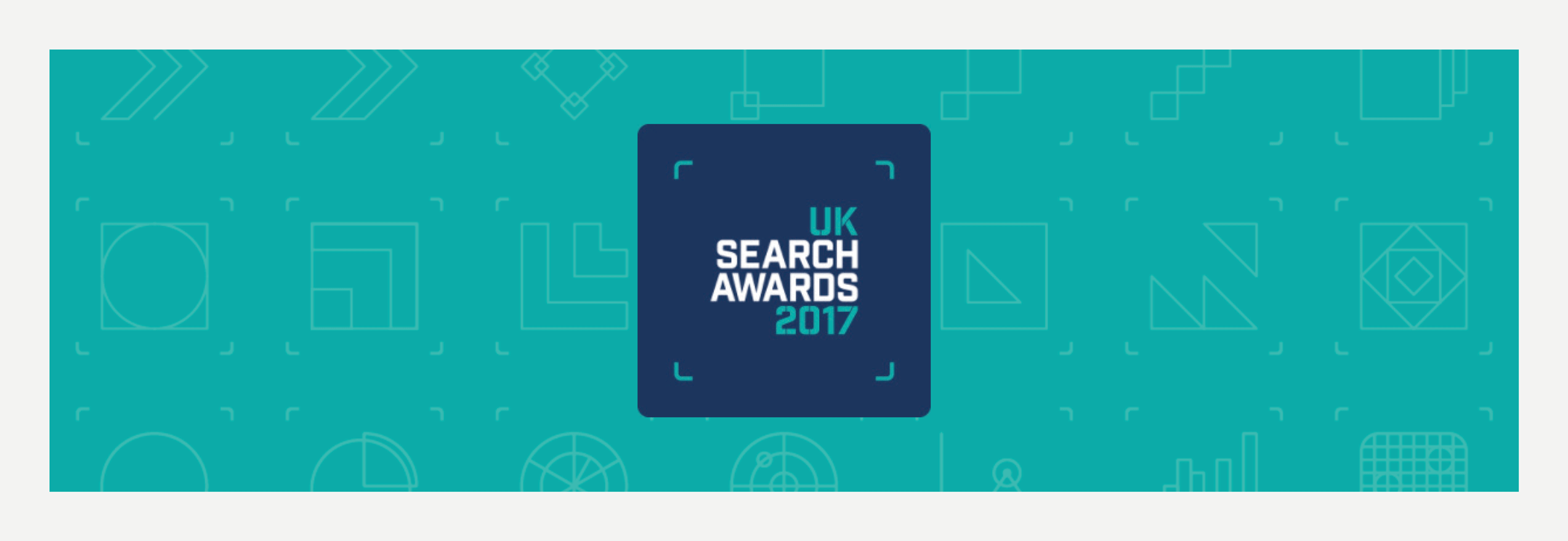 UK Search Awards header