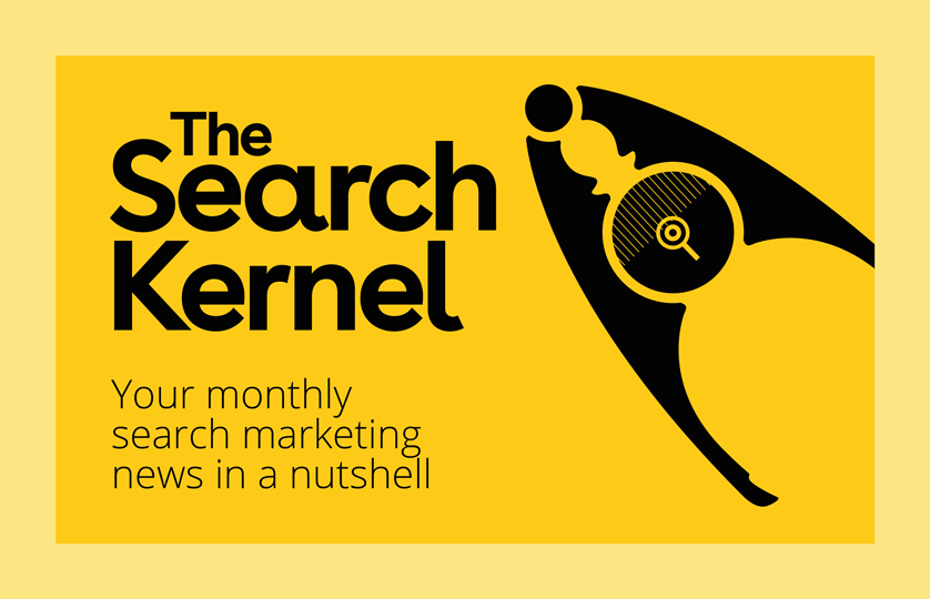 Search Kernel – October 2017 Search Marketing Round-up