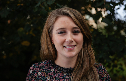 Catherine Bunting joins Further as Marketing Manager
