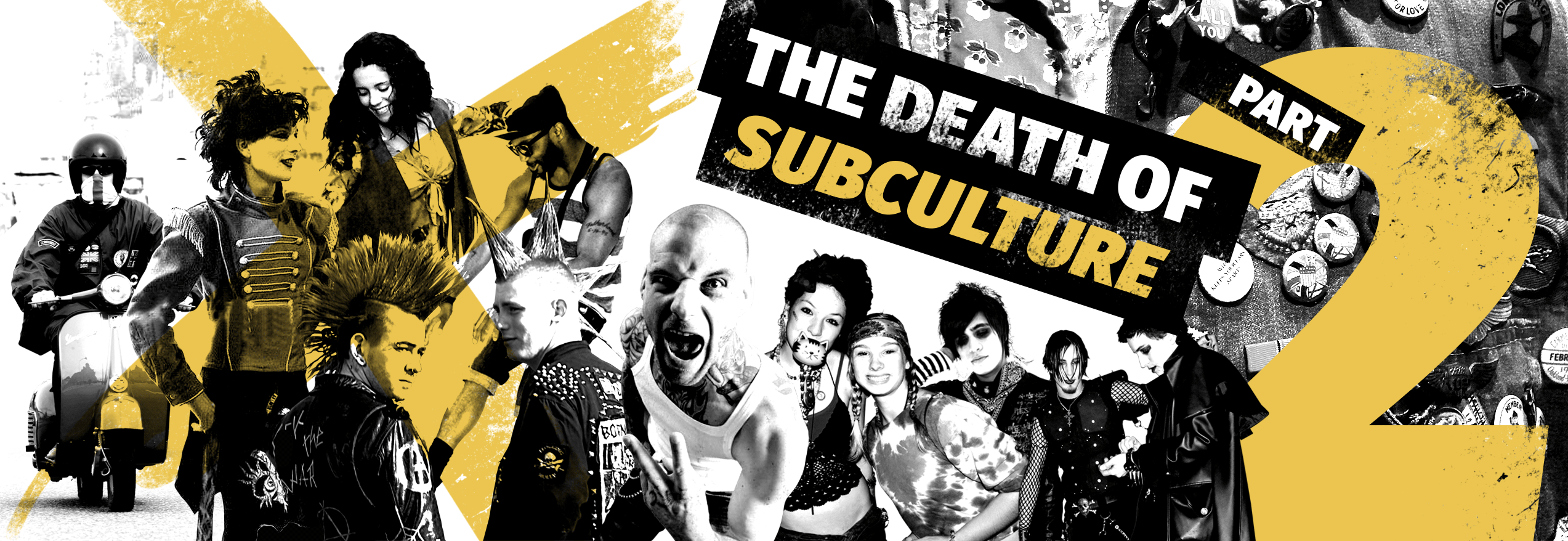 The Death of Subculture part 2: learning from the apes and the evolution of subculture