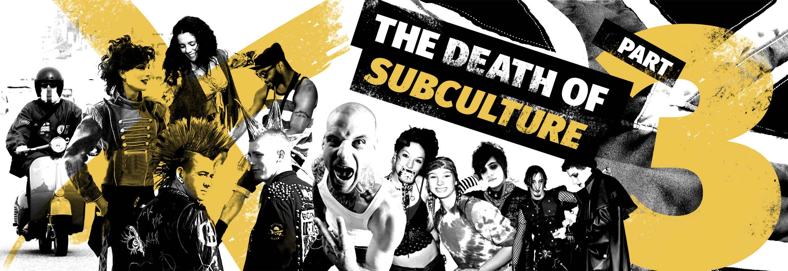 The Death Of Subculture part 3: the role of poverty and social class