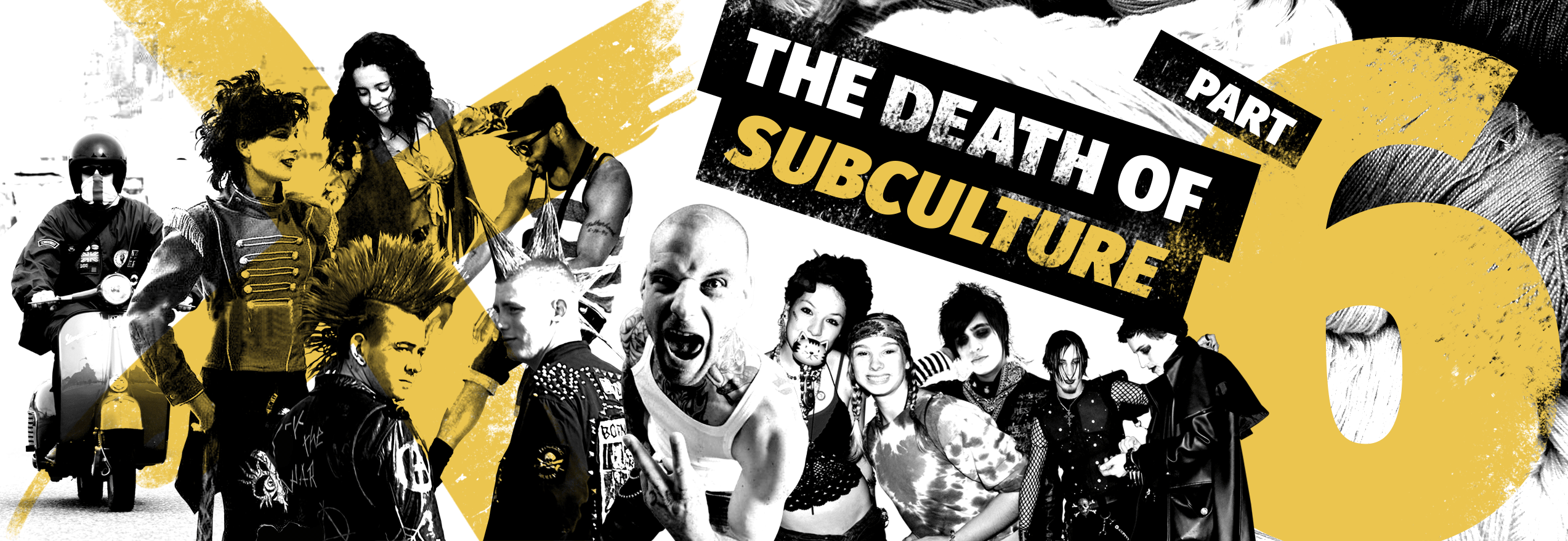 The Death Of Subculture part 6: the commoditisation of subculture