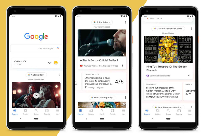 What does Google Discover mean for brands and their content marketing?