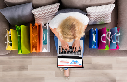 Ecommerce and the demographics of online shoppers