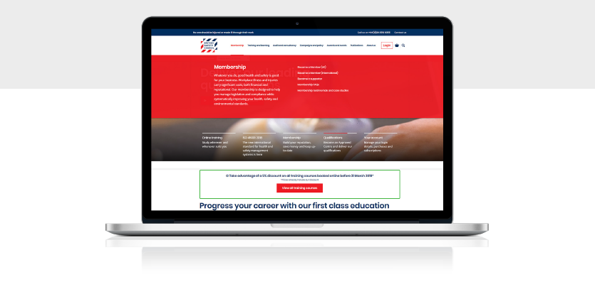 Britsafe new landing pages