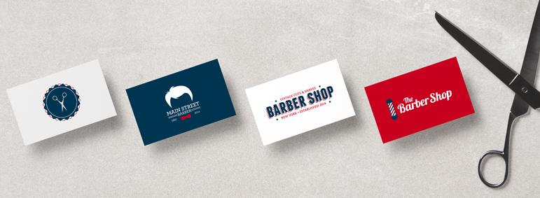 Barber shop designs