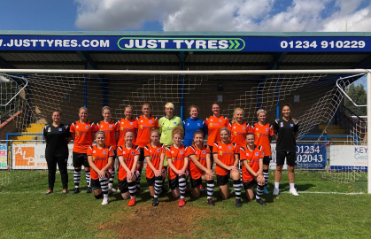 Further announce sponsorship with Wroxham Women FC