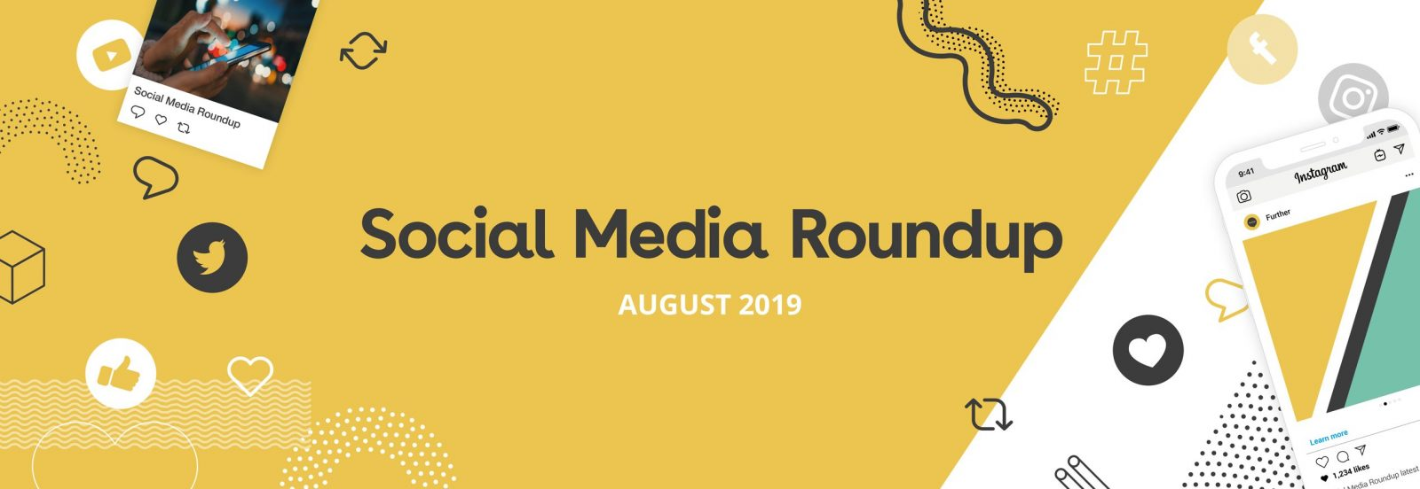 Further July Social Media Round Up