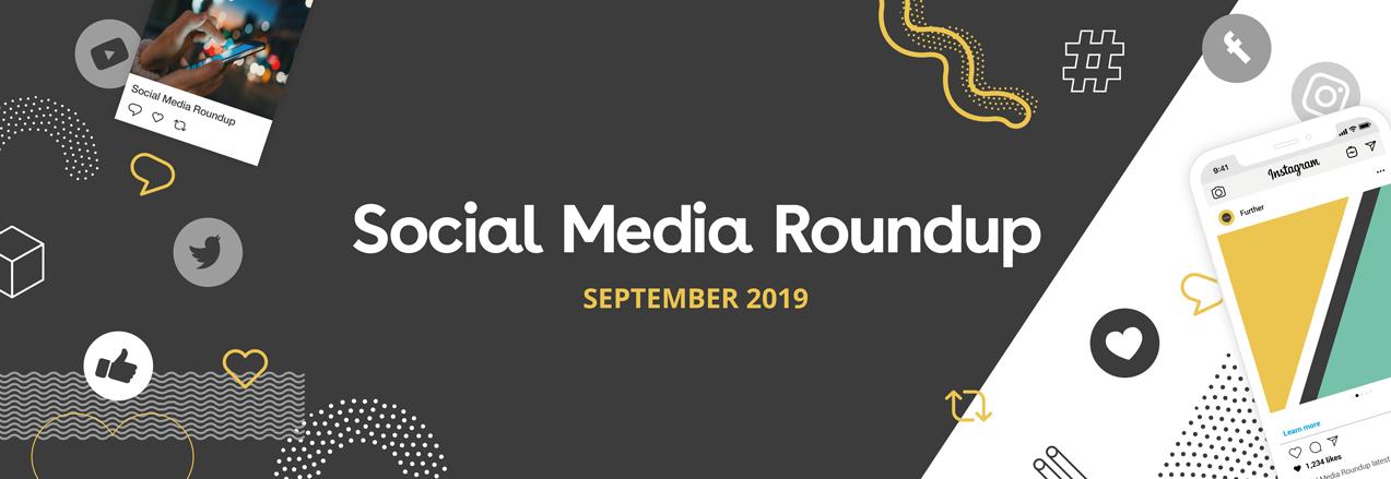 social media updates september