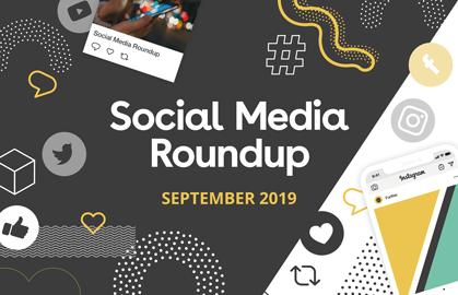 September Social Round Up