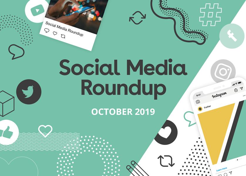 October's Social Media Roundup