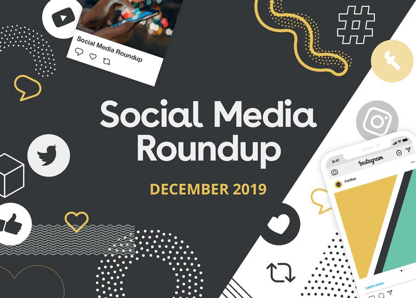 December Social Media Roundup
