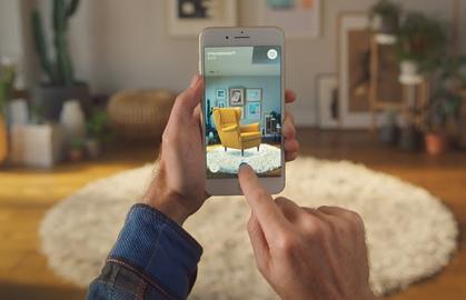 Digital Marketing Trends - Ikea Place