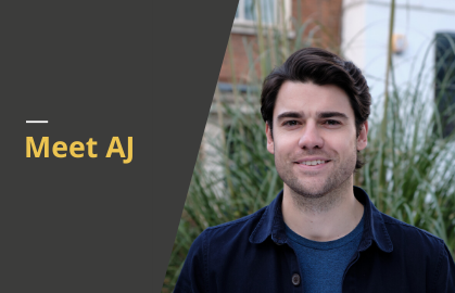 Interview with AJ Hill, Head of Paid Digital