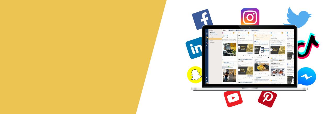 Social Media Blog Header